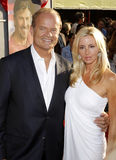 Kelsey Grammer and Camille Grammer Royalty Free Stock Photo