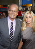 Kelsey Grammer and Camille Grammer Stock Photo