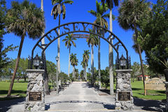 Kelsey Park in Lake Park, Florida Stock Photos