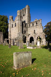 Kelso Abbey 1 Stock Photo
