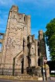 Kelso Abbey Fotografering för Bildbyråer