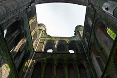 Kelso Abbey Royaltyfria Bilder