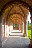 Kelso Abbey Royaltyfri Fotografi