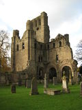 Kelso Abbey stock photography
