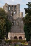 Kelso Abbey Ruins Imagen de archivo