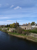 Kelso, Borders County Scotland Royalty Free Stock Images