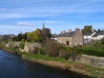 Kelso, condado Escocia de las fronteras Fotografía de archivo libre de regalías