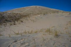 Kelso dunes. At the mojave desert, california Stock Image