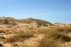 Kelso Sand Dunes, Mojave Desert, California Royalty Free Stock Images