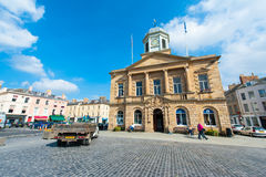 Kelso town hall Stock Image