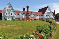 The Keltic Lodge in Cape Breton, Nova Scotia Stock Photo