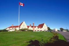 Keltic (sic) brengt Canada onder Stock Foto's