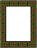 Keltisch frame Royalty-vrije Stock Fotografie