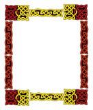 Keltisch frame Stock Foto