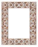 Keltisch Frame Stock Fotografie