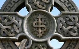 Keltisch Kruis Royalty-vrije Stock Foto's