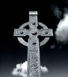 Keltisch Kruis royalty-vrije stock afbeeldingen