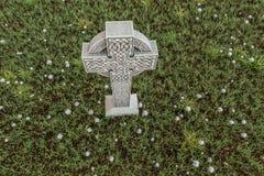 Keltisch Kruis Stock Afbeeldingen