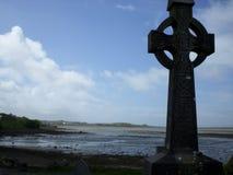Keltisch Kruis Royalty-vrije Stock Afbeelding