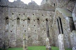 Keltische Begraafplaats Stock Foto's
