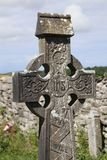Keltische Dwarskilfenora-Kathedraalprovincie Clare Ireland 2 Stock Afbeelding