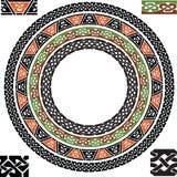 Keltische grens Stock Fotografie