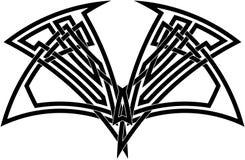 Keltische knoop #10 Royalty-vrije Stock Afbeelding