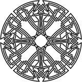 Keltische knoop #25 Royalty-vrije Stock Afbeelding