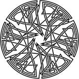 Keltische knoop Royalty-vrije Stock Afbeelding