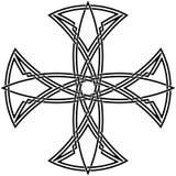 Keltische knoop #56 Stock Afbeeldingen
