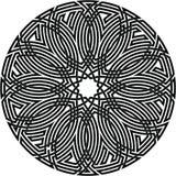Keltische knoop #68 Stock Afbeeldingen