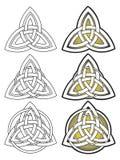 Keltische Knoop Stock Afbeelding