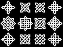 Keltische knopen  Royalty-vrije Stock Foto