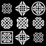 Keltische knopeninzameling Stock Foto