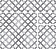 Keltische Knoten lizenzfreie abbildung