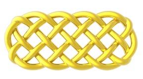 Keltische Knoten Lizenzfreies Stockbild