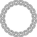 Keltische Knoten-Abbildung Stockfotos