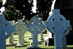 Keltische Kreuze Lizenzfreie Stockbilder