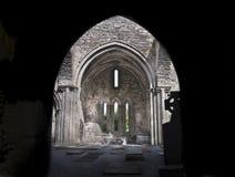 Keltische oude kerk Royalty-vrije Stock Afbeeldingen