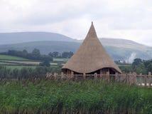 Keltische Scène royalty-vrije stock afbeelding