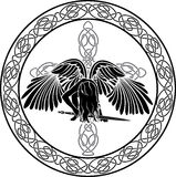 Keltischer Engel Stockbild