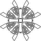 Keltischer Knoten #14 Stockfotos