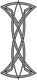 Keltischer Knoten #55 Stockfotos