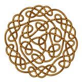 Keltischer Knoten stock abbildung