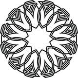 Keltischer Knoten #69 Stockbild