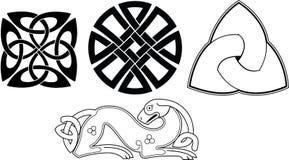 Keltischer Knoten vektor abbildung