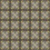 Keltischer traditioneller Mosaikwanddekor Lizenzfreies Stockfoto