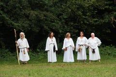 Keltisches Festival 2017 von Ome - BS - Italien Lizenzfreies Stockfoto