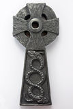Keltisches heilendes Kreuz Lizenzfreies Stockbild