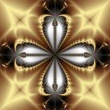 Keltisches Kaleidoskop Lizenzfreies Stockbild
